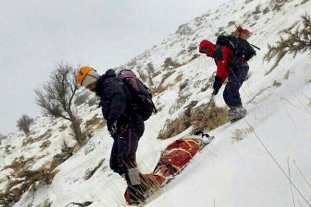 نجات ۲ توریست گمشده فرانسوی توسط مرکز کنترل ترافیک هوایی