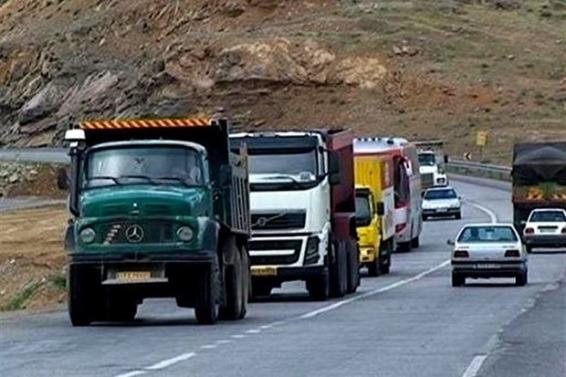 پروانه فعالیت ۱۳ شرکت حمل و نقل در استان کرمانشاه لغو شد