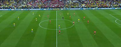 خلاصه بازی برزیل و کره جنوبی در ۲۸ آبان ۹۸ + فیلم