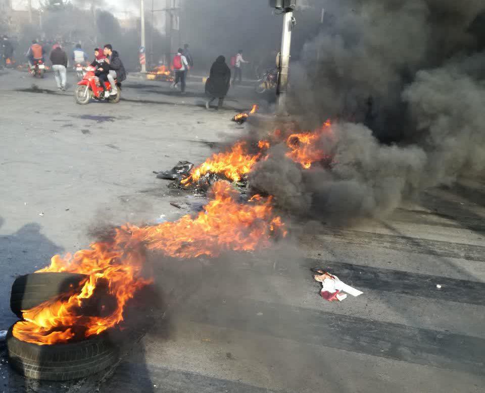 دستگیری بسیاری از سرشاخههای ناآرامیهای اخیر تهران