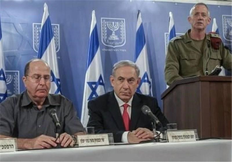 درخواست نتانیاهو برای تشکیل کابینه ائتلافی در اسرائیل