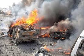 چند عضو گروههای تروریستی مورد حمایت ترکیه در سوریه کشته شدند