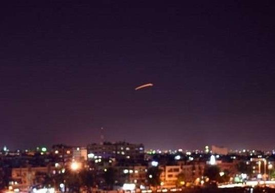 پدافند هوایی سوریه حمله موشکی رژیم صهیونیستی را ناکام گذاشت