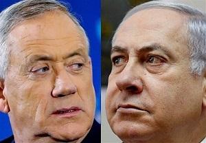 مذاکرات نتانیاهو و بنی گانتس مجدداً به در بسته خورد
