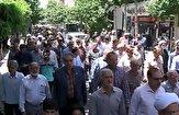 باشگاه خبرنگاران -خروش انقلابی مردم اراک علیه آشوبگران؛صبح چهارشنبه