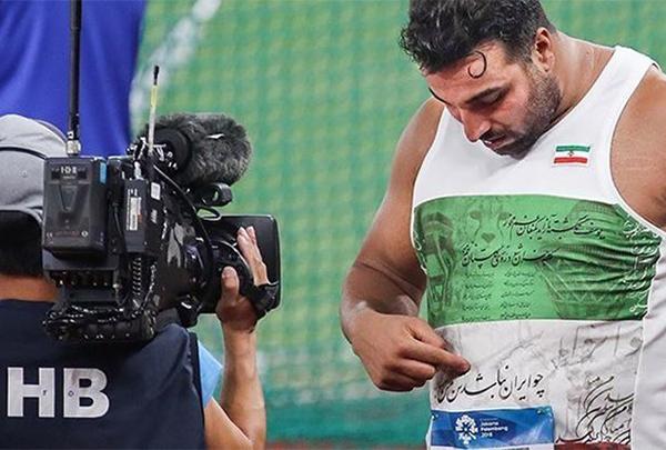 باشگاه خبرنگاران -حدادی: به جز بولت، دوومیدانیکاران بزرگ جهان را هم به ایران میآورم