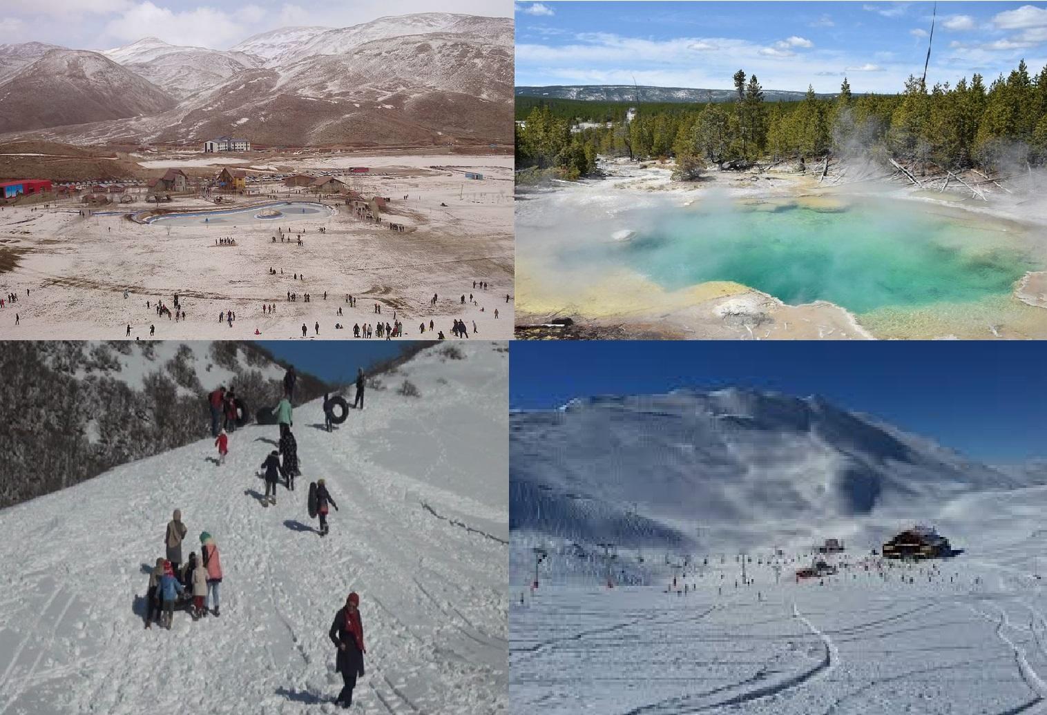 مناسبترین مقاصد سفر برای برفبازهای مبتدی و حرفهای