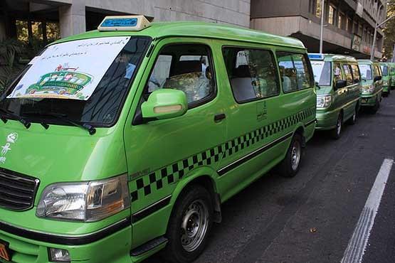 سهمیه بنزین سرویس مدارس و آژانسها چقدر است؟