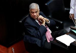 نخست وزیر سریلانکا استعفا داد
