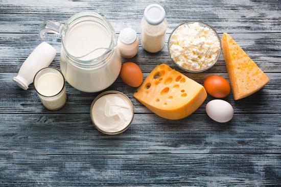مواد غذایی که شما را قد بلند میکند