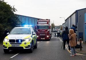 بازداشت دو فرد مظنون به قتل اتباع چینی در انگلیس