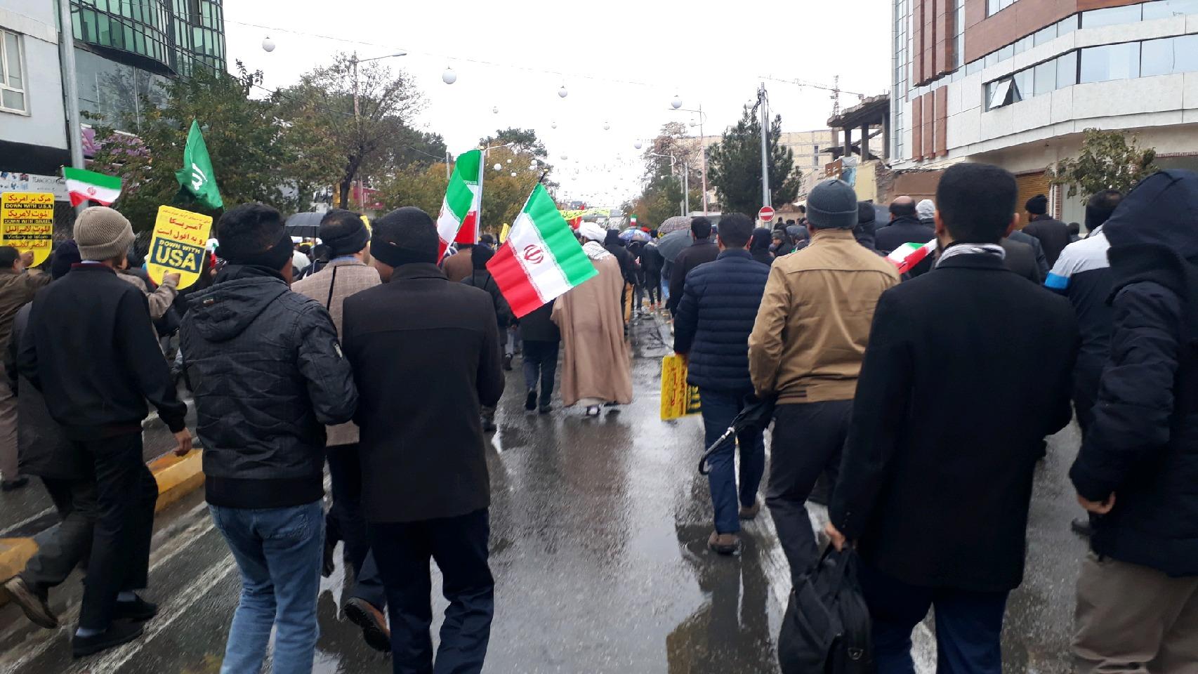 خروش دیار کریمان برضد دشمنان اتحاد وهمدلی+تصویر