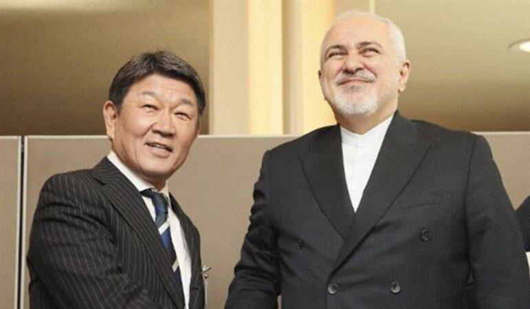 گفتوگوی تلفنی وزیر خارجه ژاپن با ظریف