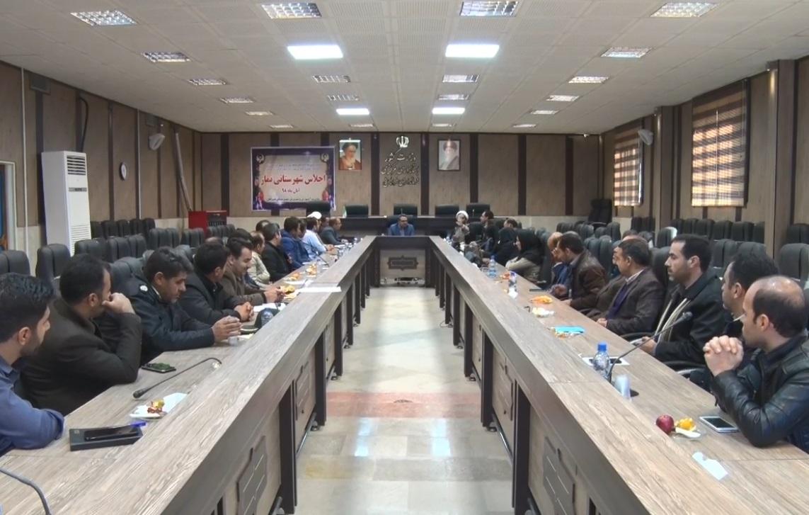 اجلاسیه نماز شهرستان فراهان