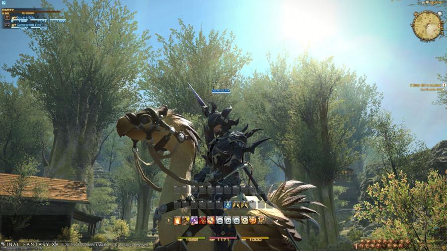مجموعه Final Fantasy مهمان نسل بعدی کنسولها خواهند بود