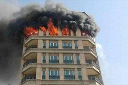 افزایش تحمل ساختمان در آتش سوزی با فناوری نانو
