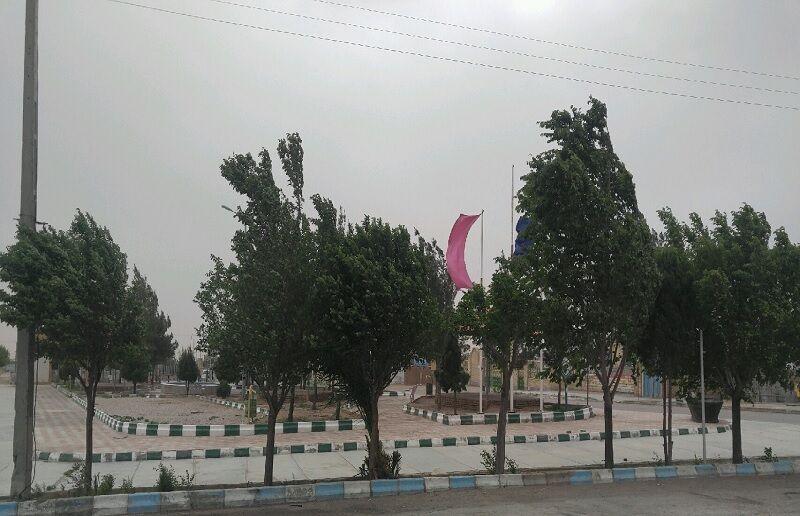 بادهای سرد شمالی دمای سیستان و بلوچستان را ۱۰ درجه سردتر میکند
