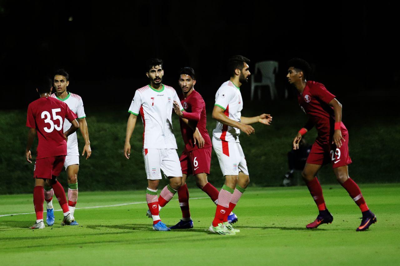 امیدهای ایران مغلوب قطر شدند