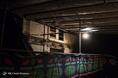 مسجد مهدیه در انتظار بازسازی