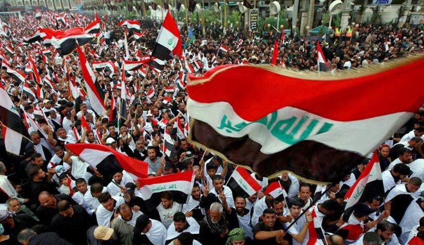 همراهی دولت و مرجعیت عراق با مردممنجر به شکست محور غربی_عربی شد//