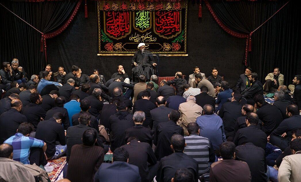 آذربایجانشرقی در سوگ رحلت پیامبر گرامی اسلام (ص) و شهادت امام حسن مجتبی (ع)