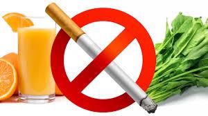 خوردنیهایی که به ترک سیگار کمک میکنند