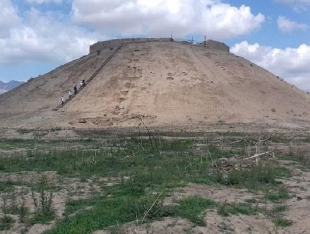 قدیمی ترین بنای خشتی جهان درانتظار توجه بیشتر