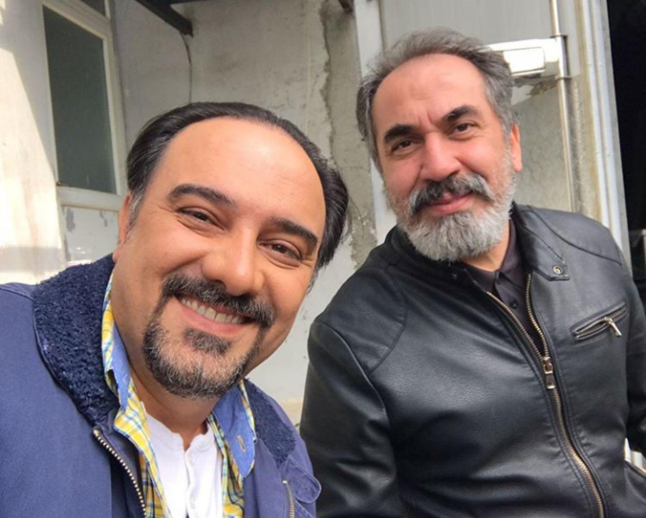 آخرین خبر از ساخت سریال سیامک انصاری و جواد رضویان