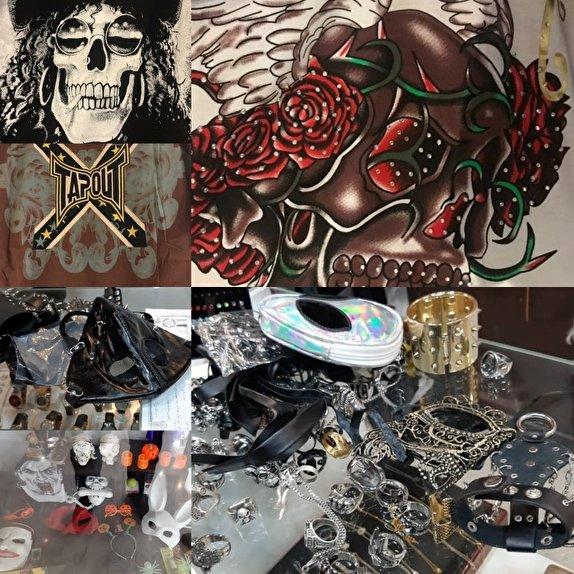 کشف ابزار آلات و پوشاک منقش به علائم شیطان پرستی در کرج + تصاویر