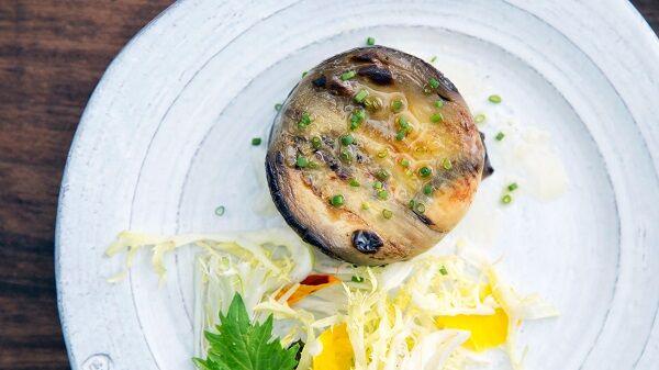 باشگاه خبرنگاران -طرز تهیه یک نوع غذای گیاهی با بادمجان