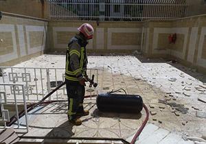 انفجار در مرکز جهاد دانشگاهی ارومیه ۶ مصدوم برجای گذاشت