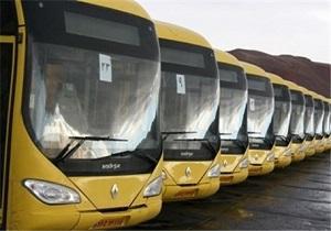 اعزام ۵۰ دستگاه اتوبوس مسافربری از قم به مشهد مقدس