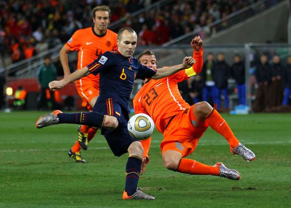 اسپانیا ۱_۰ هلند؛ فینال خاطرهانگیز جام جهانی ۲۰۱۰ + فیلم