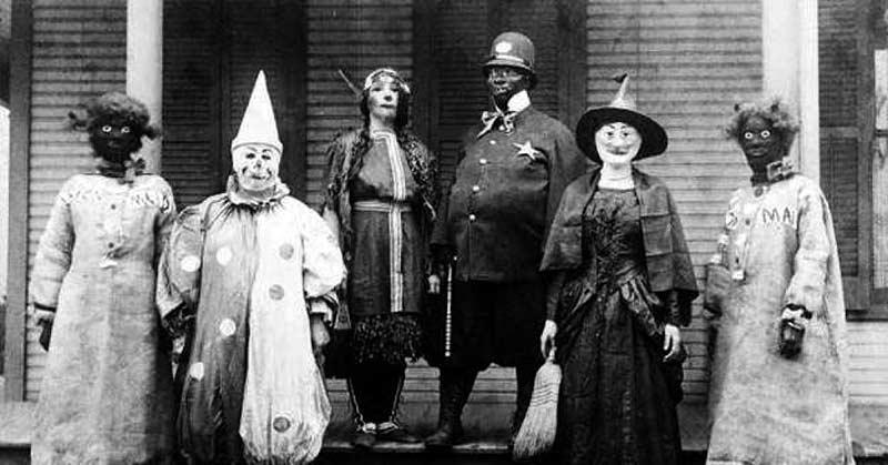 هالووین جشنی با ریشه های شیطان پرستی و ضددینی / شیوع گریم و لباس هالوین