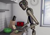 باشگاه خبرنگاران -ربات سرآشپزی که هر غذایی را برایتان درست میکند