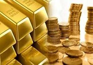 روز// کاهش ۲۰ هزار تومانی سکه امامی/ هر گرم طلای ۱۸ عیار، ۲ هزار و ۴۰۰ تومان، کاهش قیمت داشته است
