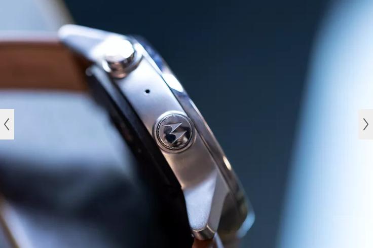 بازگشت ساعت هوشمند Moto 360 +تصاویر