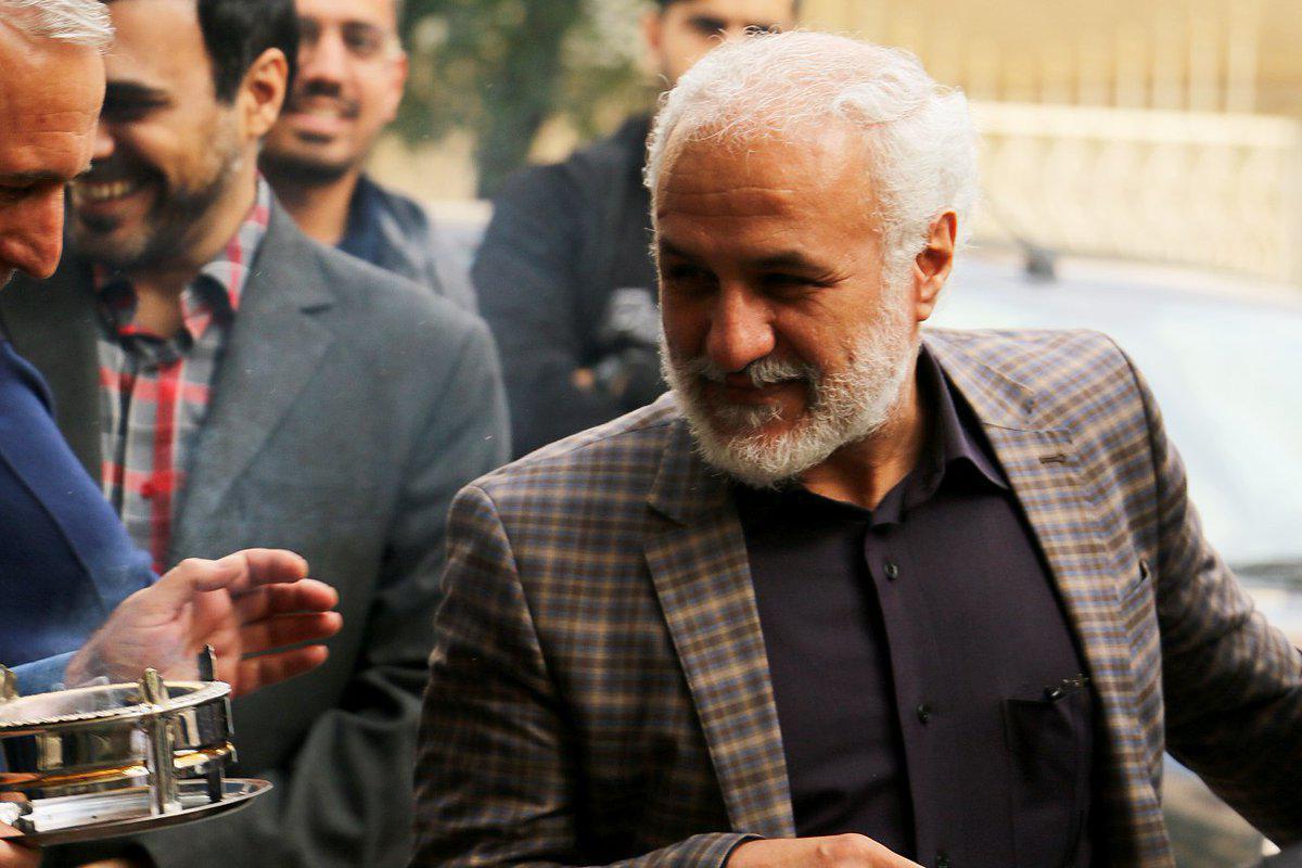 حسن عباسی آزاد شد+ عکس