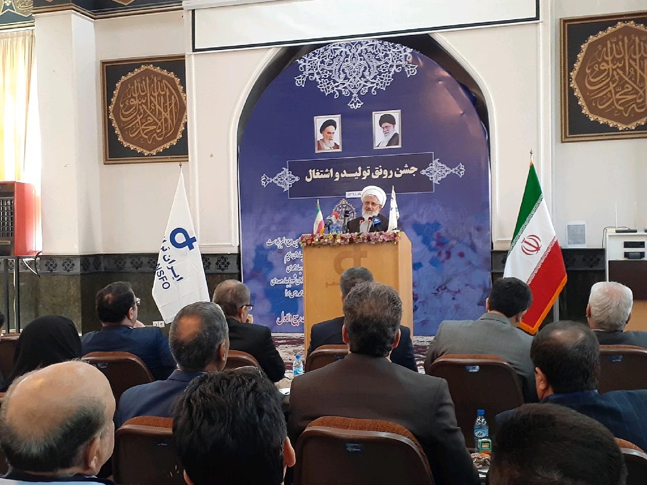 وزیر صنعت ، معدن و تجارت امروز مهمان زنجانی هاست