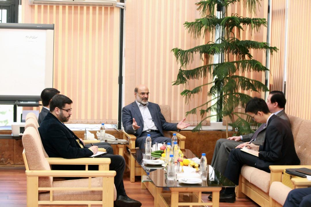 گسترش همکاریهای فرهنگی و رسانهای تهران - پکن مقوم سایر همکاریهاست