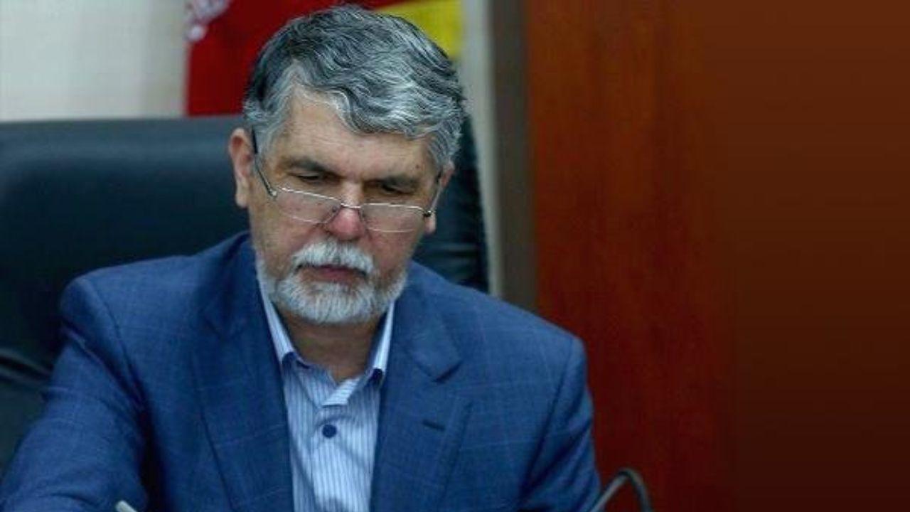 پیام وزیر ارشاد برای درگذشت مظاهر مصفا