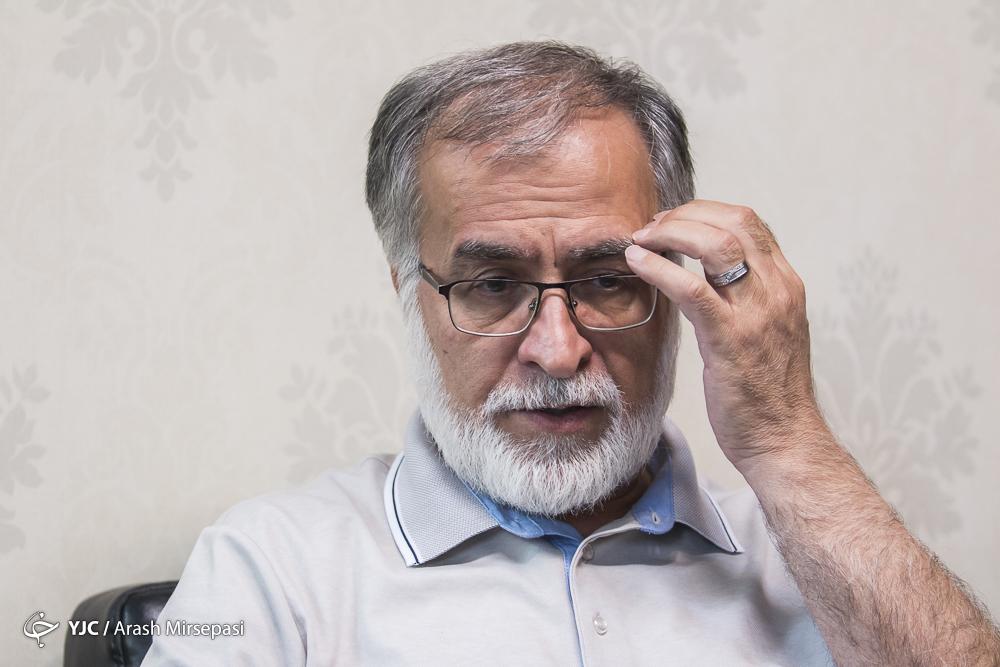 به قالیباف توصیه میکنم در انتخابات شرکت نکند/ اصلاح طلبان از روحیه تمامیت خواهی ضربه خوردند/ لیست امید موفق ظاهر نشد