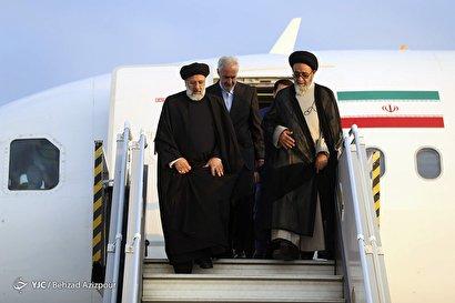 سفر رئیس قوه قضائیه به تبریز