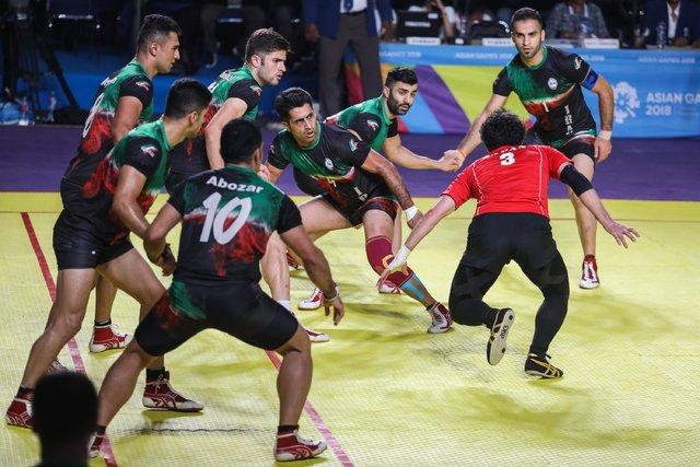 آغاز اردوی تیم ملی کبدی در مشهد