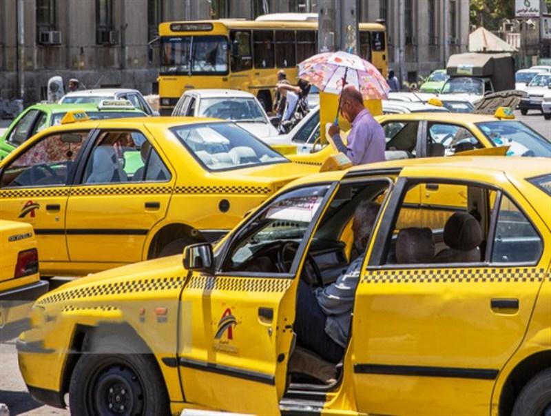 رانندگان تاکسی باید در ایستگاه تعیین شده حضور داشته باشند