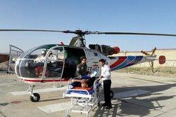 نیازمند ۵۰ نقطه جهت فرود بالگردهای اورژانس هوایی در تهران هستیم