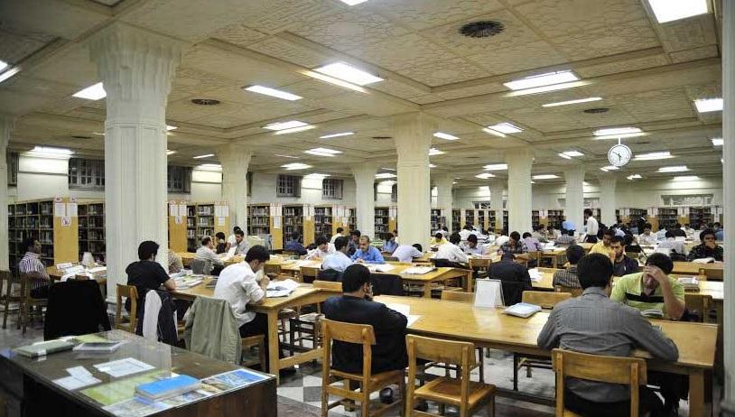 سالنهای مطالعه بایدمجوز خود را از نهاد کتابخانههای عمومی اخذ کنند
