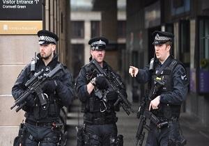 وقوع انفجاری مهیب در مرکز لندن