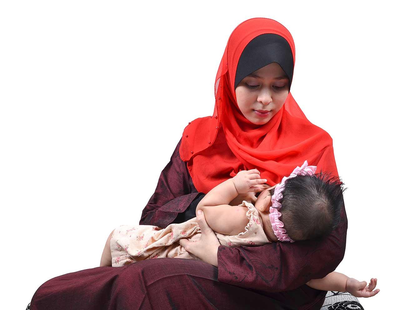 «شیر مادر» ریسک بیماری قلبی نوزاد را کاهش میدهد////ثباتی