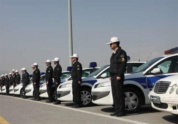 اجرای طرح انتظامی و ترافیکی در شهرستان مهران